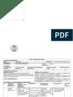 PCA-Planificación Curricular Anual Fundamento Programac