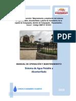 02. Manual de O&M - Colquepata v.0