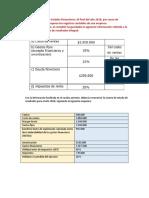 Estado Financiero, TR.C
