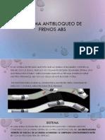 SISTEMA ANTIBLOQUEO DE FRENOS ABS 2