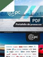 Catalogo Apc