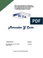 Mercadeo Y Costo.docx