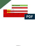 Zona Seismica Conform P 100-92 E