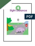 4 Sight Distance