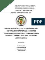 ANÁLIS IS-DEL-ENTORNO-EXTERNO-INTERNO-COMPETENCIA-TENDENCIAS-POLITICAS