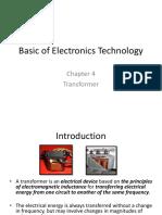 Chapter 4 Transformer