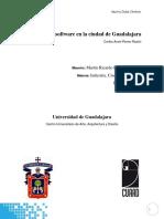 Industria de software en la ciudad de Guadalajara