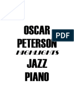 Peterson jazz piano by David Landa