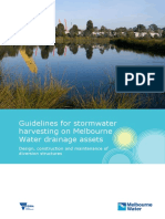 Technical Guidelines - Stormwater Harvesting