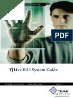 TJ14xx R2 2 System Guide
