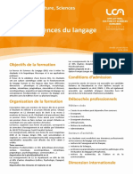 SDL CLF Fiche Globale