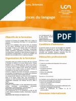 SDL CLF Fiche Globale