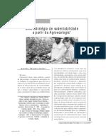 Uma estrategia de sustentabilidade a partir da agroecologia - Eduardo Sevilla Guzman - 2001.pdf