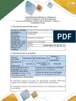 Guía de actividades y rúbrica de evaluación - Etapa 4 - Evaluación final.pdf