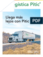 Infologistica PITIC -  Diciembre 2019