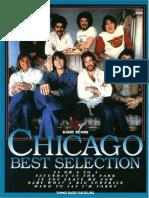Chicago - Best Selection JP-Score