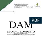 Dam - Manual Completo - Atualizado Em 2017-03-20