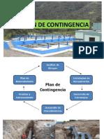 PLAN  DE CONTINGENCIA - PROGRAMACION DE OBRAS