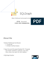 2. SQLGraph -- When ClickHouse marries graph processing Amoisbird.pdf