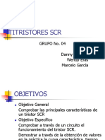 Titristores Scr