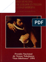 Francisco J Aranda, Poder municipal y cabildo en Toledo.pdf