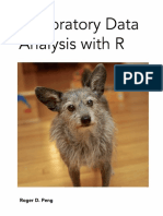 Leanpub Exploratory Data Analysis with R