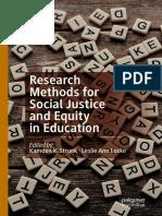 Kamden K. Strunk, Leslie Ann Locke - Research Methods for Social Justice and Equity in Education-Springer International Publishing_Palgrave Macmillan (2019)
