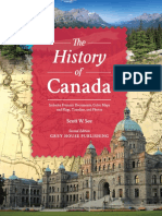 The History of Canada, Second Edition