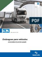 Catalogo Sachs HD 2016