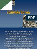 Presentacion - Turbinas de Gas