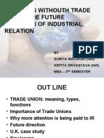 Trade Unions 365