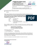 Undangan Peserta Workshop PKPO El Royal Hotel Jakarta 19 20 Maret 2019