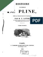 Histoire Naturelle, Tome I - Pline l'Ancien