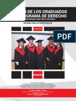Impacto de Los egresados del programa de Derecho de la Univerdad Libre, Sede Cartagena