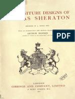 designs of sheraton