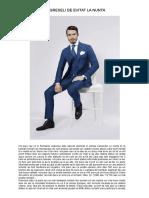 16 Greseli de evitat la nunta – Alexandru Remus – STIL, NU MODĂ