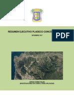 Resumen Ejecutivo Pladeco Concon 2018-2022