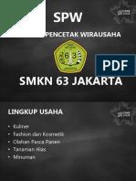 Spw Smkn 63 Jakarta