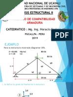 CLASE 10 - METODO DE COMPATIBLIDAD - ARMADURA