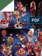 Eiskarten Standard Erdbeer 2 KSTD 008