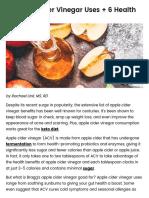 20 Apple Cider Vinegar Uses + 6 Apple Cider Vinegar Benefits - Dr.pdf