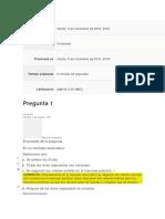 Examen Inicio Mercados Capitales Erico