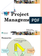 12.- Project Management Profesional