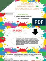 Requerimientos de Responsabilidad Social Empresarial