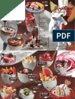 Eiskarten Standard Joghurt 2 KSTD 006