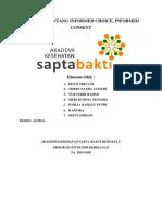 MAKALAH TENTANG INFORMED CHOICE KELOMPOK 5.docx