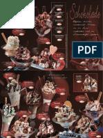 Eiskarten Standard SchokoTruffel 1 KSTD 09