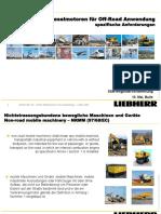 Liebherr - Emission SCR