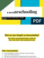 homeschooling 2019