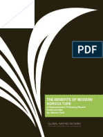 Petit - The Benefits of Modern Agriculture